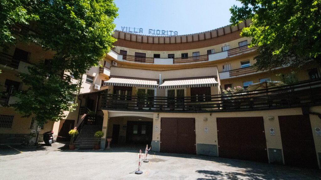 Casa di riposo per anziani Monterenzio Villa Fiorita